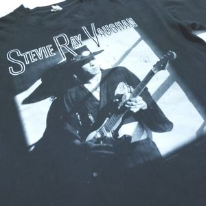 Vintage Stevie Ray Vaughn Texas Flood Shirt 1995